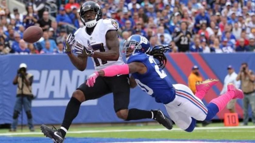 Top-graded Giants in Week 6 win vs. Ravens