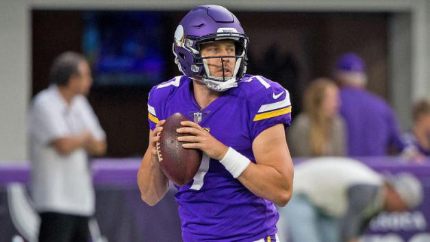 Image result for case keenum picture