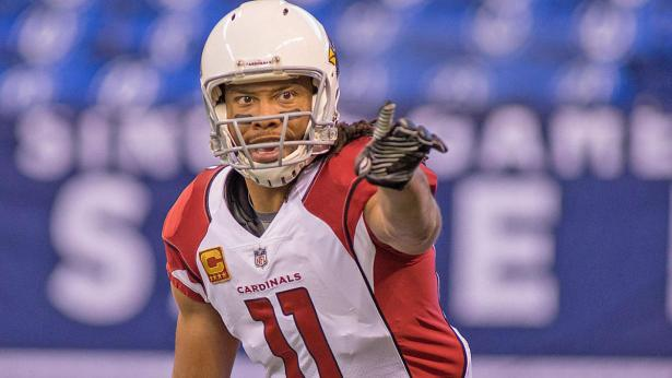 Image result for larry fitzgerald christian kirk