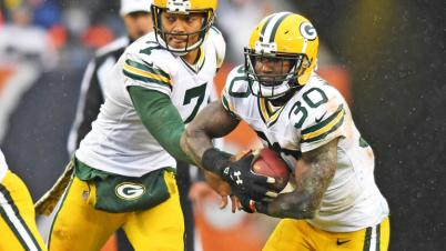 Image result for jamaal williams