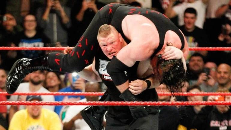 WWE Raw results, recap: Royal Rumble main event set, Ambrose sells an injury - CBSSports.com