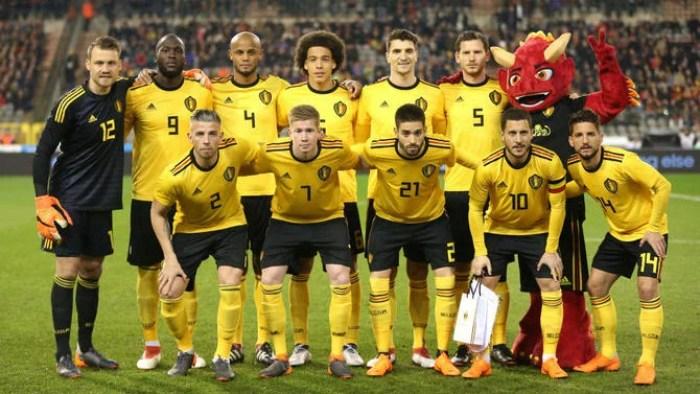 Resultado de imagem para belgian team world cup 2018