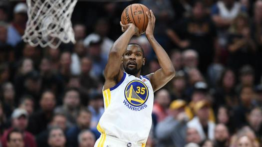 NBA Finals: Kevin Durant hits dagger 3-pointer in Game 3 ...