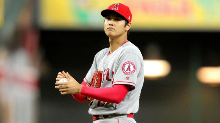 Shohei Ohtani named 2018 AL Rookie of the Year: Angels ...