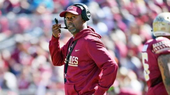 Florida State will essentially coach with nine on-field assistants ...