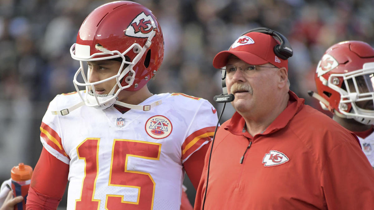 Andy Reid retiring before Patrick Mahomes' contract is up? Chiefs coach says not so fast