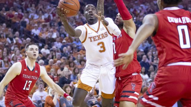 Texas vs. Davidson odds, line: 2020 Maui Invitational picks, college basketball predictions from proven model - CBSSports.com