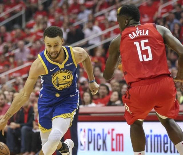 Nba Playoffs  Warriors Vs Rockets Odds Picks Game
