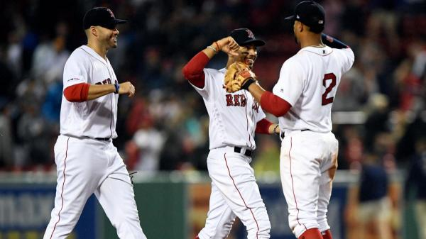 red sox baseball # 18