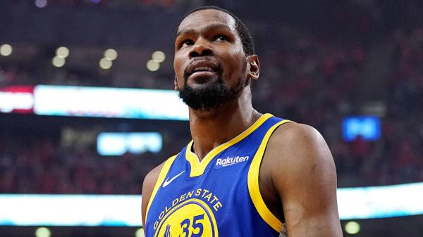 Kevin Durant says he realized he was