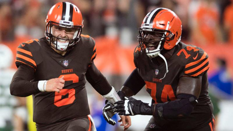 timeless design 912fb e5147 Browns announce Color Rush uniforms will be their primary ...