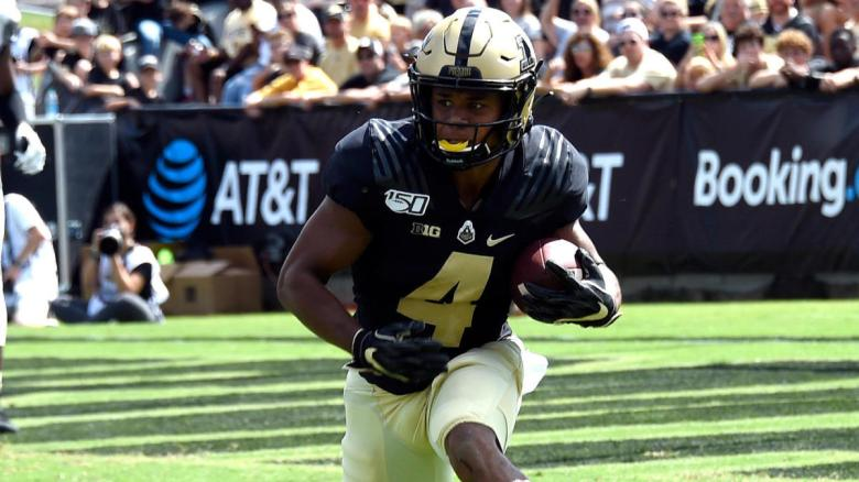 2021 NFL Draft: What to know about Rondale Moore after Purdue receiver opts  out of 2020 season - CBSSports.com