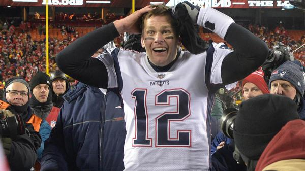 Tom Brady set to pass Peyton Manning on NFL all-time passing yards list, could move to No. 2 with one throw