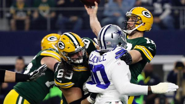 Cowboys vs. Packers: Live updates, game stats, highlights from NFC rivalry clash in Dallas