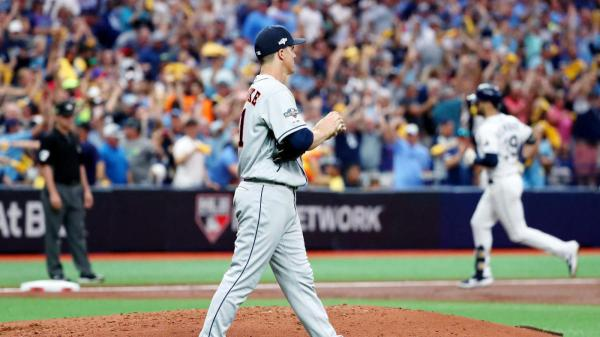 Astros vs. Rays score: Seven things to know as Tampa Bay hammers Zack Greinke to force ALDS Game 4