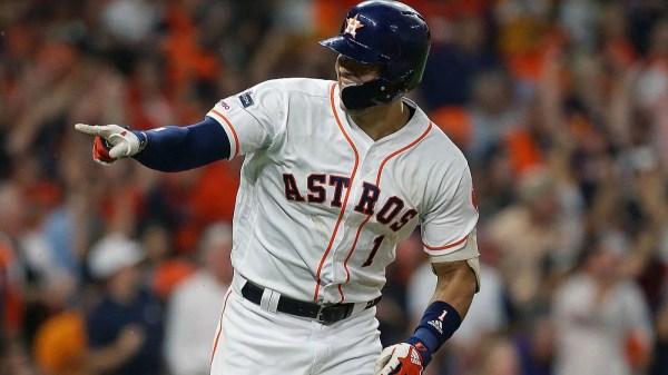 Astros vs. Yankees: Carlos Correa