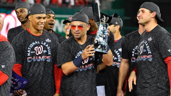 Why Gerardo Parra has become a surprising key for the Nationals in their World Series run