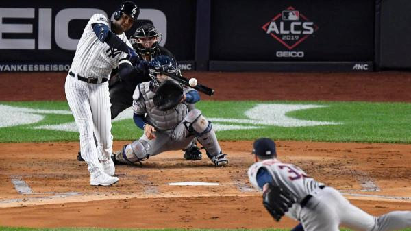 Yankees vs. Astros: Aaron Hicks