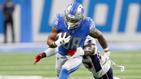 Fantasy Football Injury Reaction: Kerryon Johnson placed on IR; Ty Johnson ready to step up?