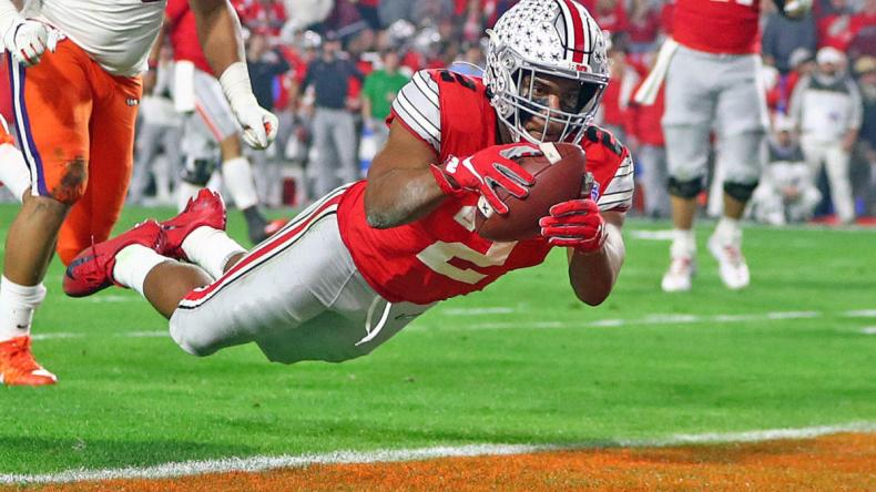 2020 NFL Draft: Ohio State RB J.K. Dobbins declares after 2,000 ...
