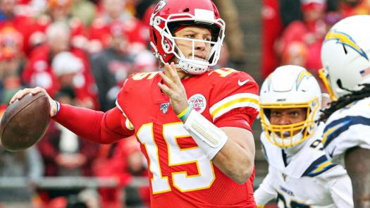 Patrick Mahomes' father says the Chiefs' superstar first ...