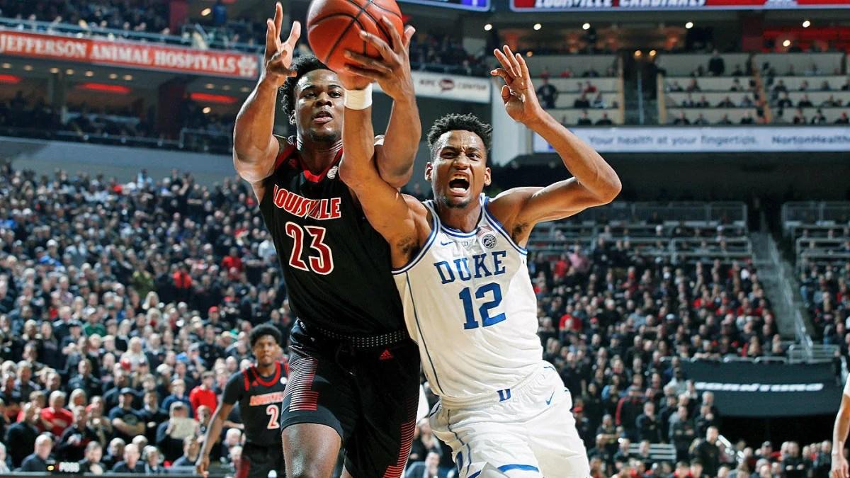 Duke score vs. Louisville: live game updates, college basketball scores, highlights, full coverage