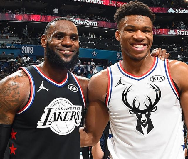 Nba All Star Draft  Results Complete Rosters Pick Order