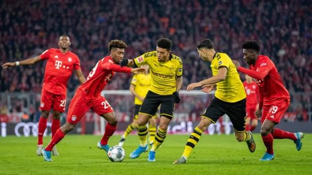 Bayern Munich vs. Borussia Dortmund: Bundesliga live stream, TV ...