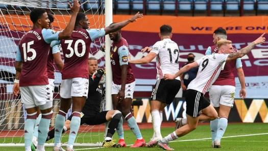 Premier League VAR controversy: Sheffield United-Aston ...