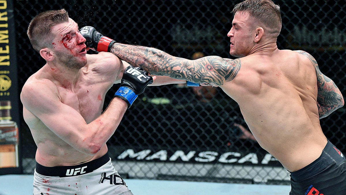 UFC divisional rankings: Dustin Poirier moves into tie with Tony Ferguson after UFC Fight Night win