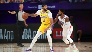 Clippers vs. Lakers score: Live updates, analysis as NBA season restarts  from Disney bubble - CBSSports.com
