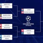 UEFA Champions League bracket, results: Bayern Munich beat ...