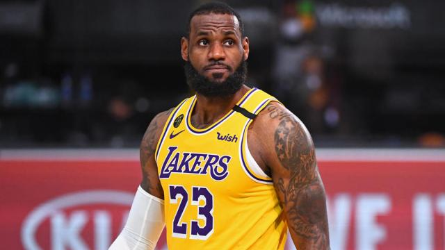Lakers' LeBron James says there's nothing he can't do on the basketball court: 'I have no weakness' - CBSSports.com