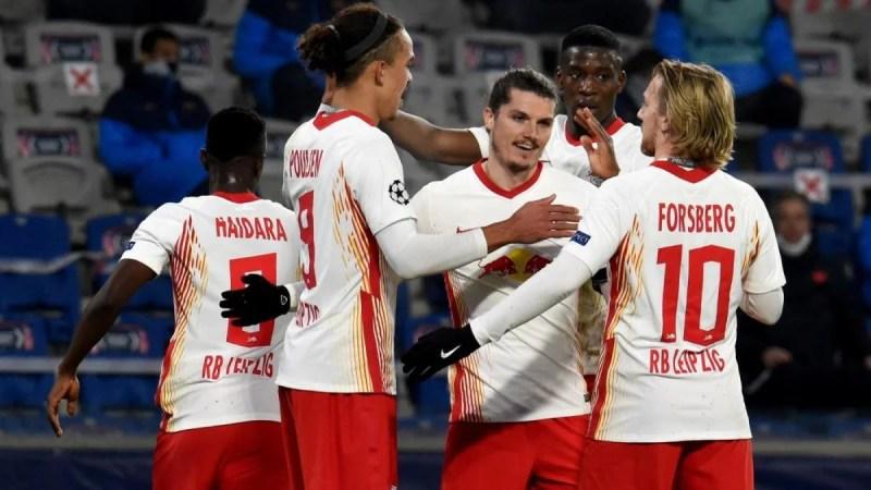 RB Leipzig vs. Istanbul Basaksehir score: German side wins seven-goal  thriller - CBSSports.com