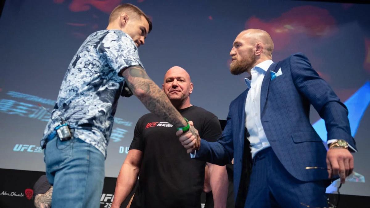 Former President Donald Trump will attend UFC 264, reports Dana White