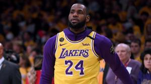 """Lakers' LeBron James reflects on Kobe Bryant's legacy: """"Legends never die"""""""