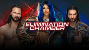Elimination Chamber results 2021. WWE: Live updates, summaries, ratings, matches, card, start time, highlights