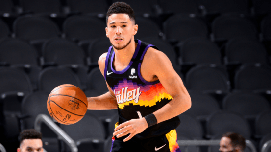 Retired 2021 NBA All-Star players: Devin Booker, Bam Adebayo, Mike Conley not named as reserves