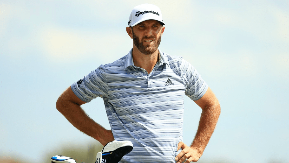 2021 Player Odds Championship: Dustin Johnson's narrow favorite ahead of Rory McIlroy, Bryson DeChambeau