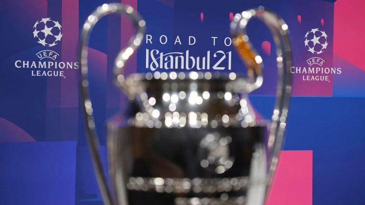 UEFA Champions League schedule, scores on Paramount+ ...