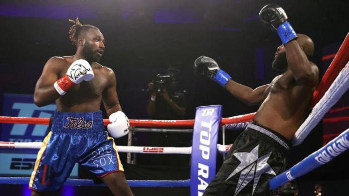 Jeremiah Milton Boxer Boxing