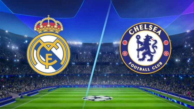 Real Madrid Vs. Chelsea FC On Paramount+: Live Stream UEFA ...