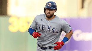 MLB trade deadline: New York Yankees to buy All-Star slugger Joey Gallo from Texas Rangers, according to report