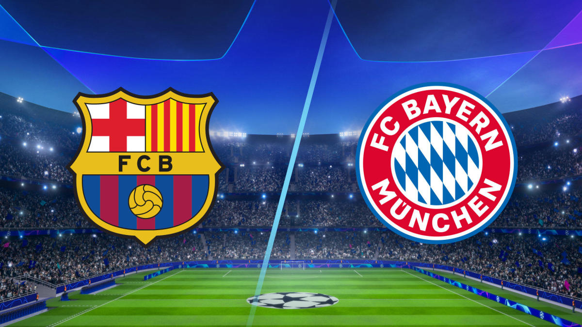 Barcelona vs. Bayern Munich: Champions League live stream, TV channel, how to watch online, news, odds - CBSSports.com