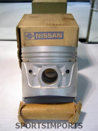 Piston w/ Pin Image