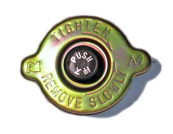 Radiator Pressure Cap Image