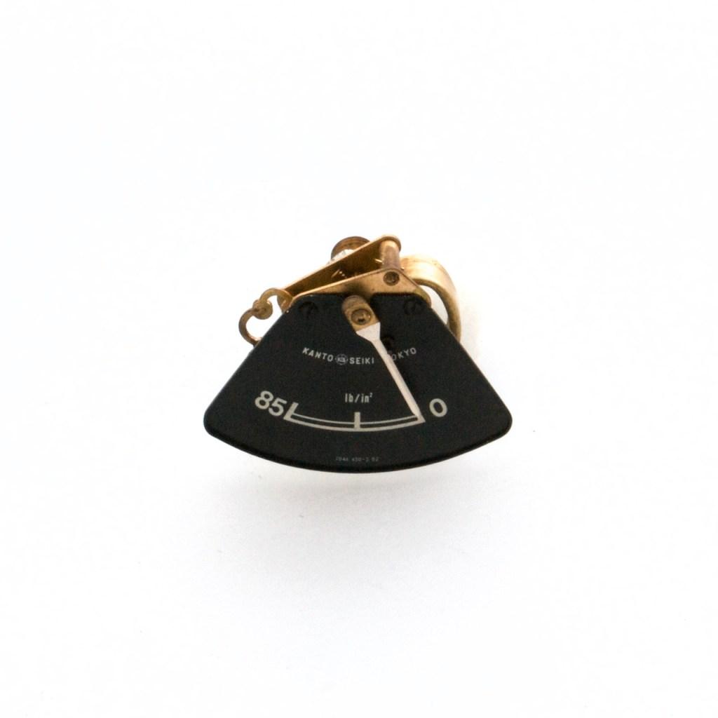 Oil Meter Gauge Image