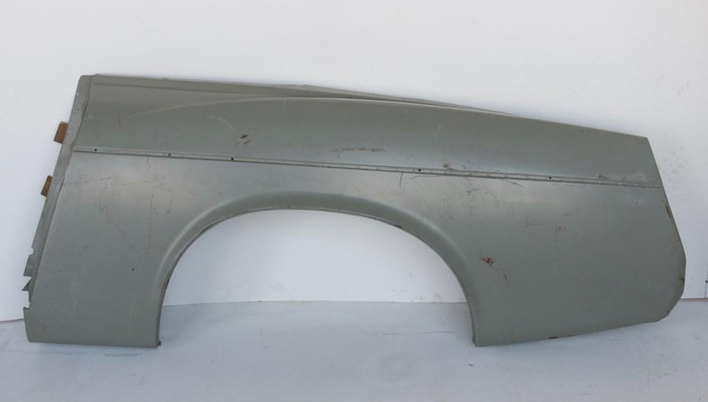 Rear Left Quarter Image