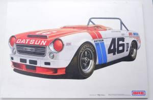 Roadster BRE Racing Image