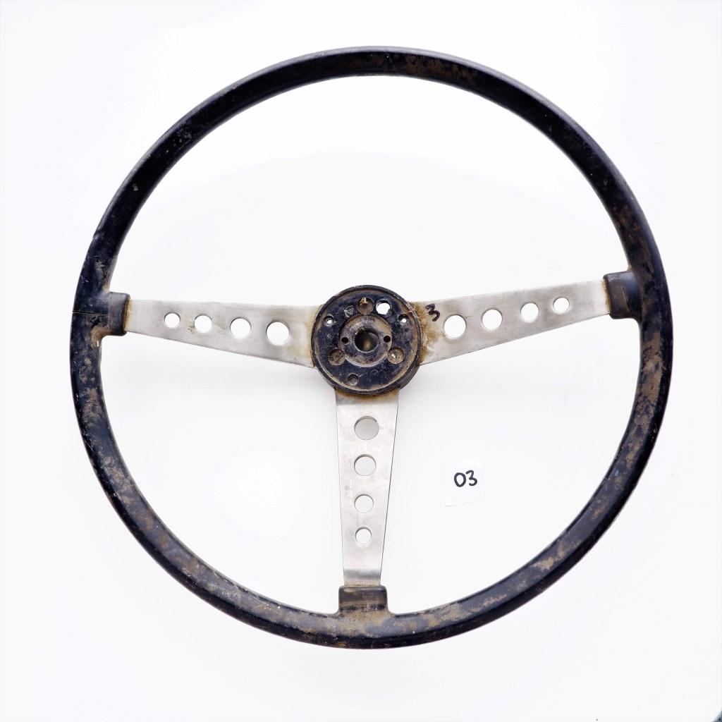 Steering Wheel 03 Image